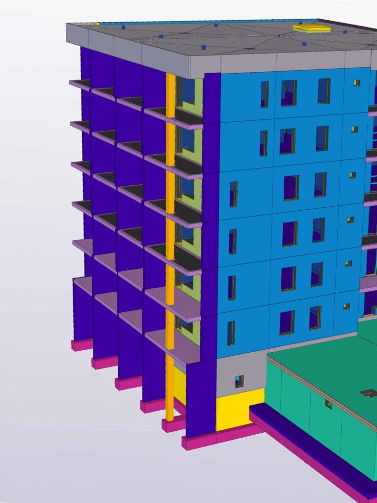 Rakennesuunnittelu Raksystems taloyhtiö