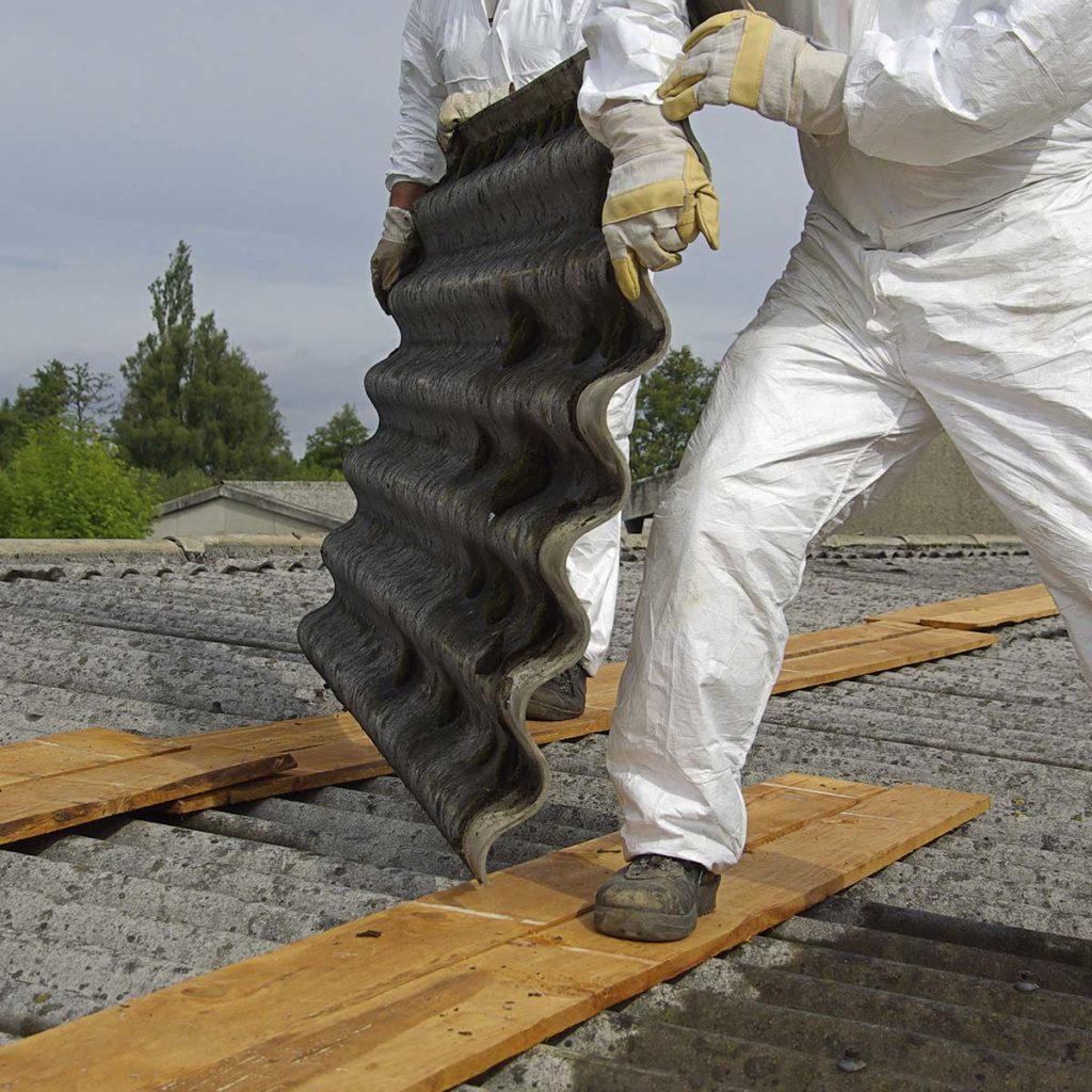 Asbesti- ja haitta-ainekartoitus