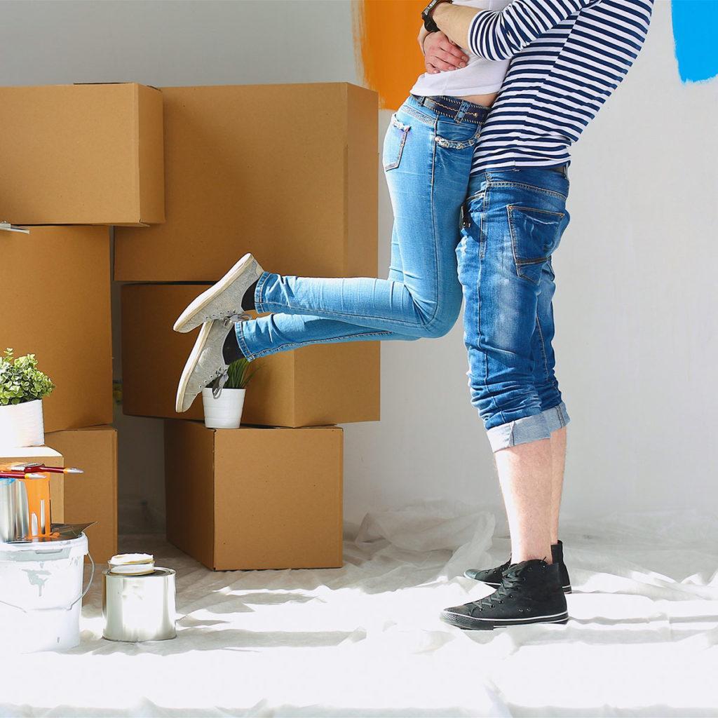 Raksystemsin kuntotarkastuksella onnistunut asuntokauppa.