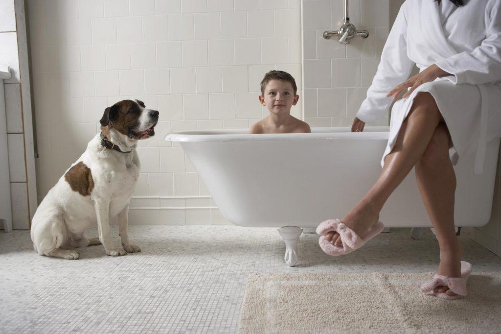 Milloin on oikea aika tehdä kylpyhuoneremontti?