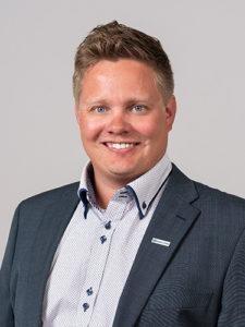Antti Autio on osa Raksystemsin operatiivista ohjausryhmää.