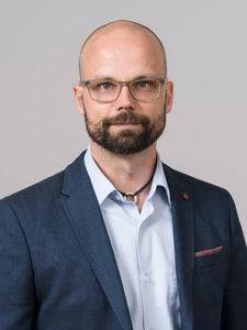 Jarno Jaakkola on osa Raksystemsin operatiivista ohjausryhmää.