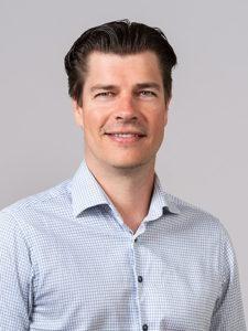 Hannu Lankinen on osa Raksystemsin operatiivista ohjausryhmää.