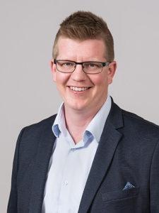 Juha Savolainen on osa Raksystemsin operatiivista ohjausryhmää.