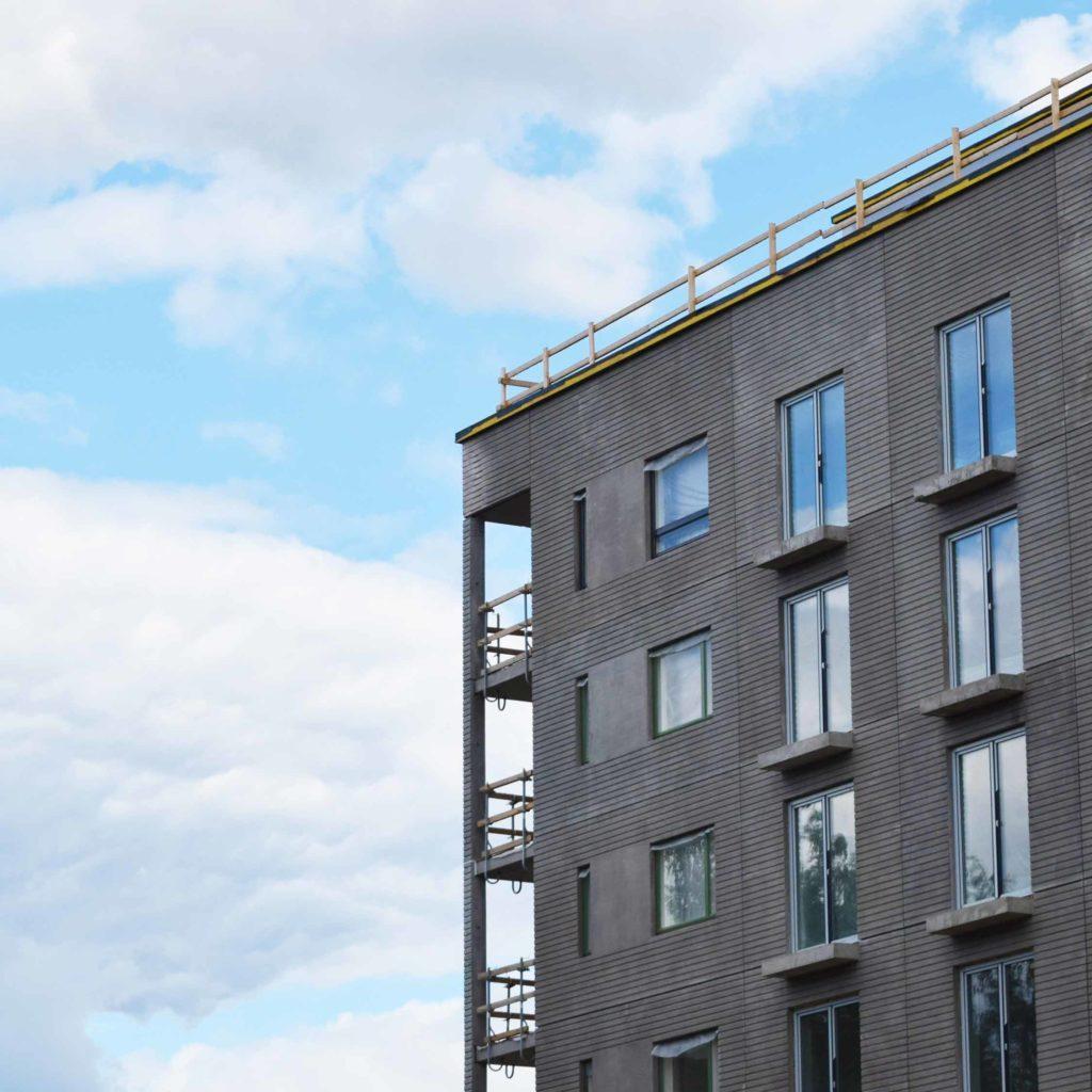 Raksystems rakennustyön tarkkailijapalvelut taloyhtiö