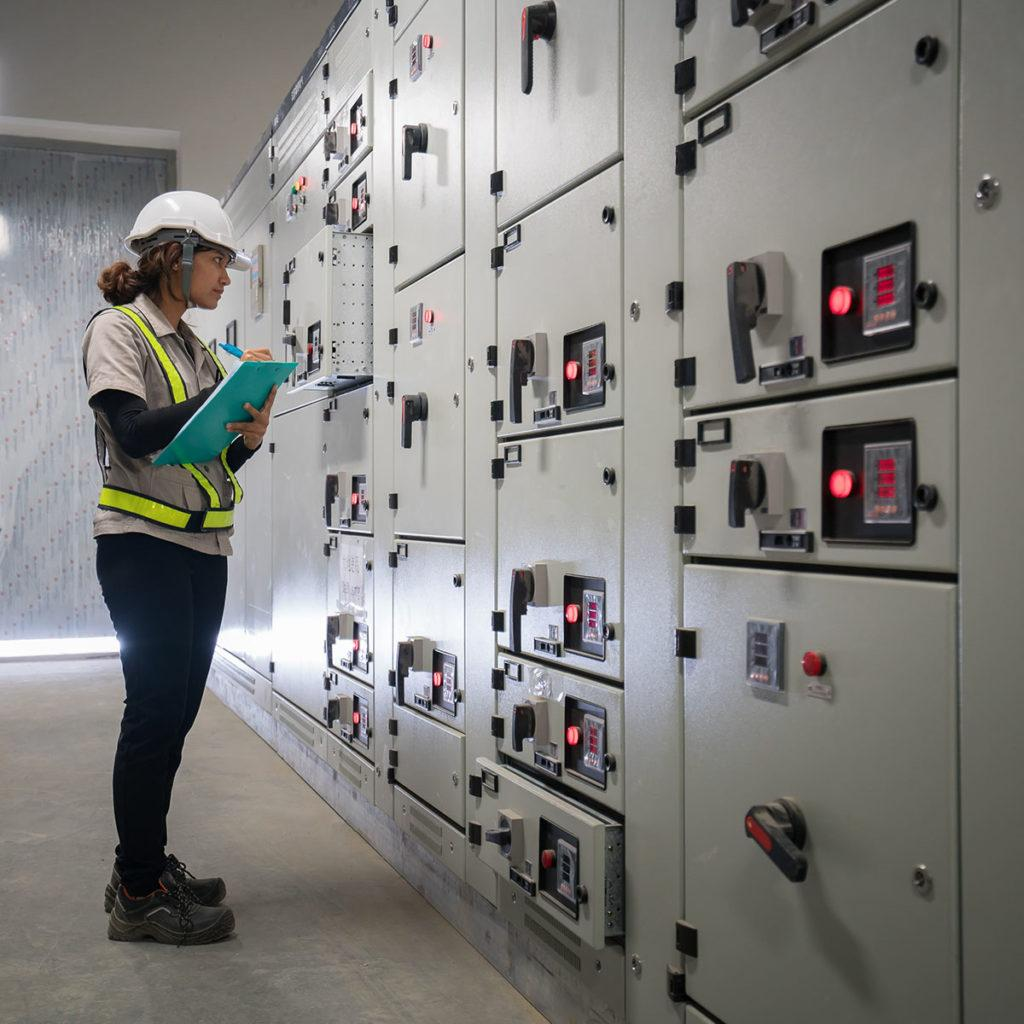 Sähköjärjestelmien kuntotutkimus