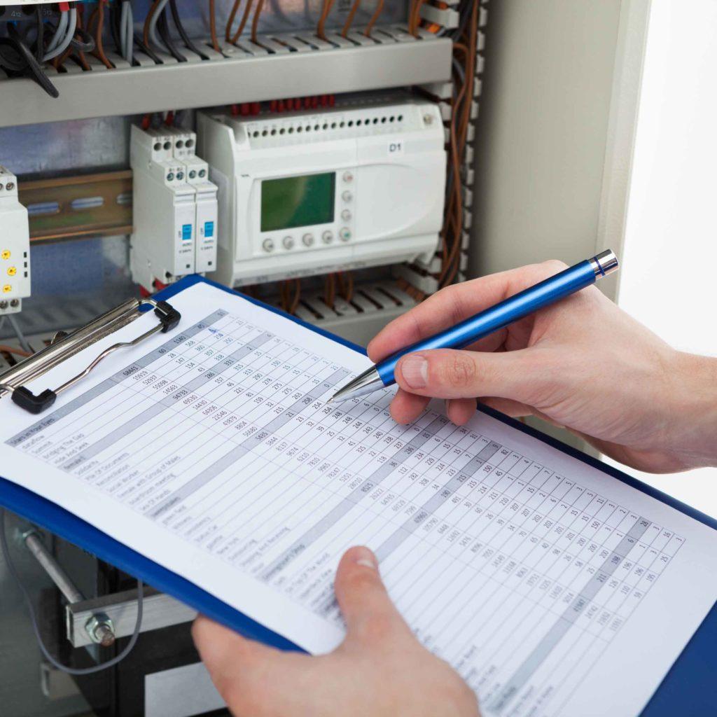 Raksystems sähköjärjestelmien lämpökuvaus taloyhtiö
