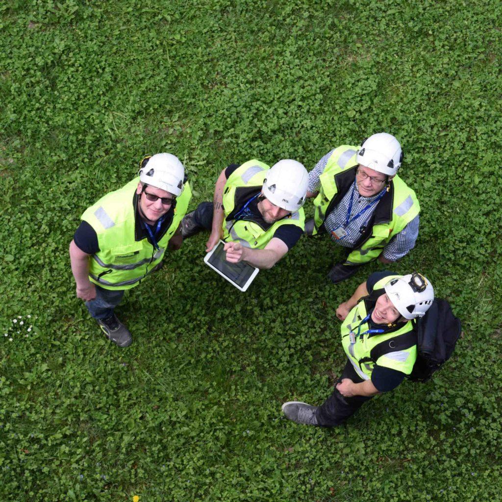 Raksystems korjaus- tai rakennushankkeen valvonta taloyhtiö