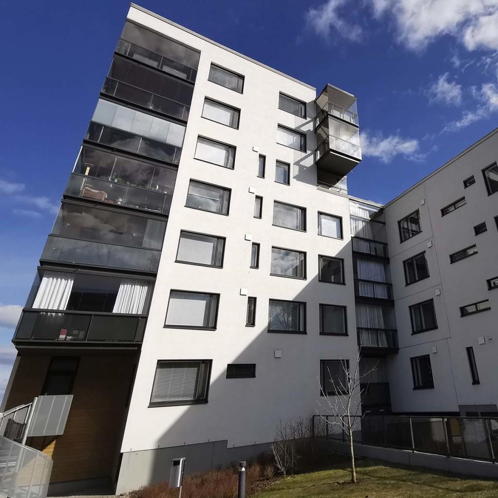 Med planmässigt underhåll kan husbolaget spara upp till 30 procent av renoveringskostnaderna.
