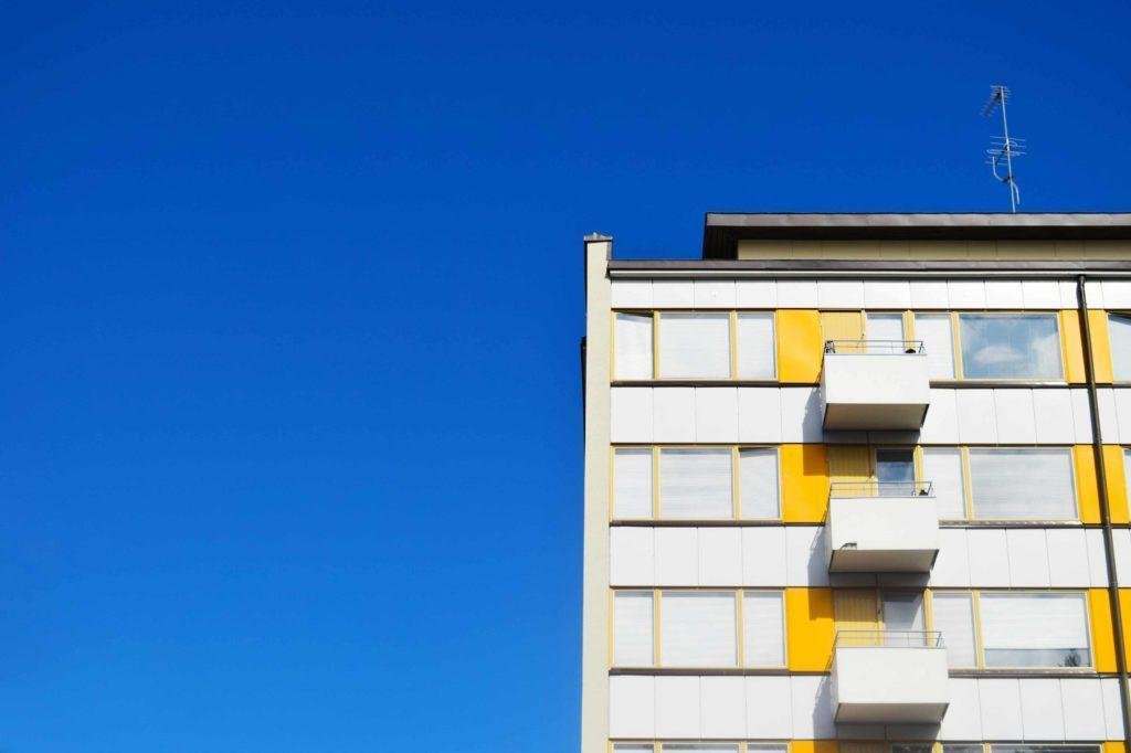 Ta hand om husbolaget inomhusluft både under renovering och boende.