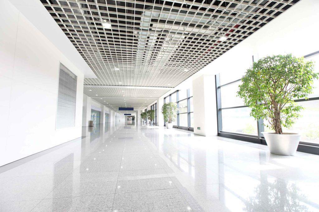 Fastighetens inomhusluft ska tas om hand både medan byggnaden används och renoveras.