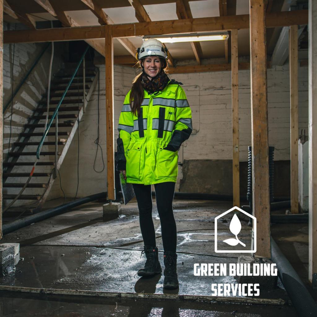 Raksystems Green Building Services