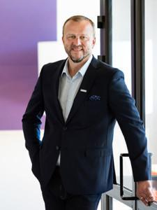 Raksystems Group CEO Marko Malmivaara